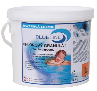 501603 - rychlorozpustný chlorový granulát - 1
