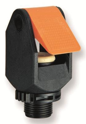 Claber 8585 - nástavec na plochou baterii - se záv - 1