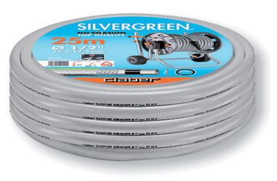 "Claber 9010 - zahradní hadice Silver green 1/2"" -  - 1"