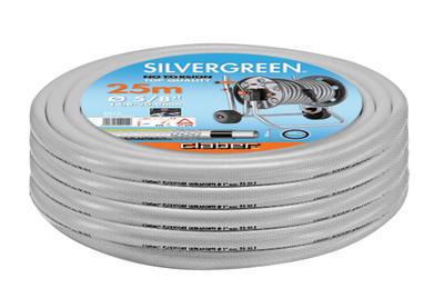 "Claber 9012 - zahradní hadice Silver green 5/8"" -  - 1"