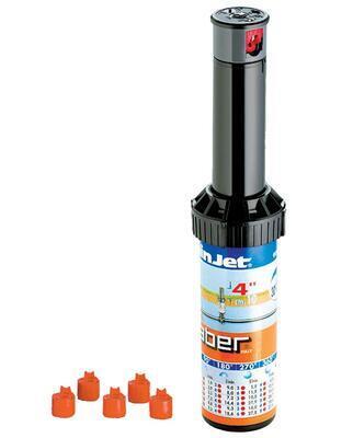 """Claber 90474 - turbínový výsuvný postřikovač 4"""" - 1"""