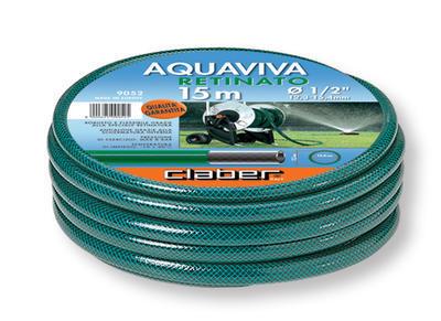 "Claber 9052 - zahradní hadice Aquaviva 1/2"" - 15m - 1"
