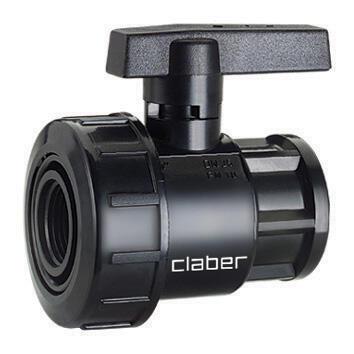 """Claber 90917 - 1"""" x 1"""" ruční ventil - 1"""