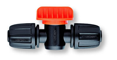 """Claber 91033 - 1/2"""" ruční ventil - 1"""