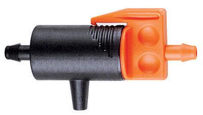 Claber 91217 - odkapávač 0-6 l/h. průběžný - 10ks  - 1