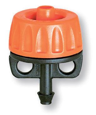 Claber 91222 - samoregulační odkapávač 0-4 l/h. -  - 1