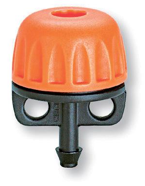 Claber 91225 - regulovatelný odkapávač 0-40 l/h. - - 1