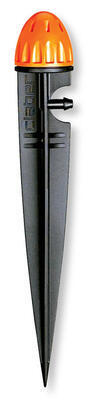 Claber 91228 - dávkovač keřový na kolíku 0-40 l/h. - 1