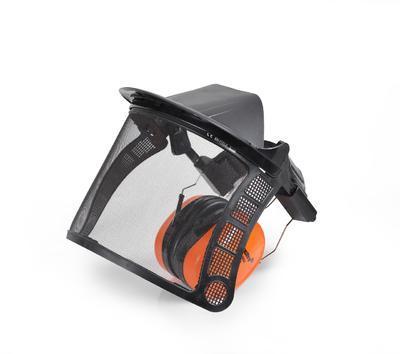 HECHT 900105 - ochrana očí - přední štít se sluchá - 1