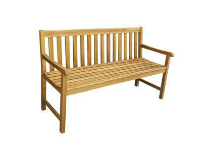 zahradní lavička - 1