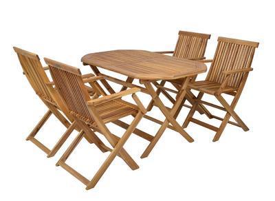 HECHT BASIC SET 4 - set zahradního nábytku - 1