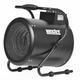 HECHT 3330 - přímotop s ventilátorem a termostatem - 1/2