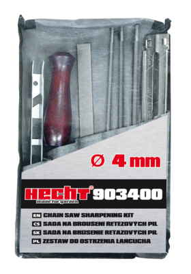 HECHT 903400 - sada na broušení řetězů - 1