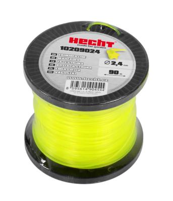HECHT 10209024 - struna hvězdicovitá 2,4 mm x 90 m - 1