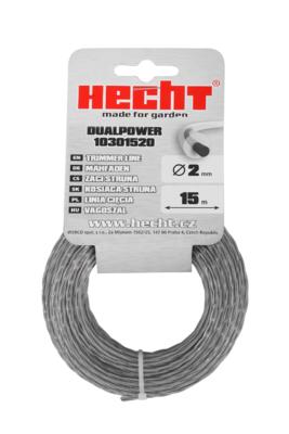 HECHT 10301520 - struna kulatá 2 mm x 15 m - 1