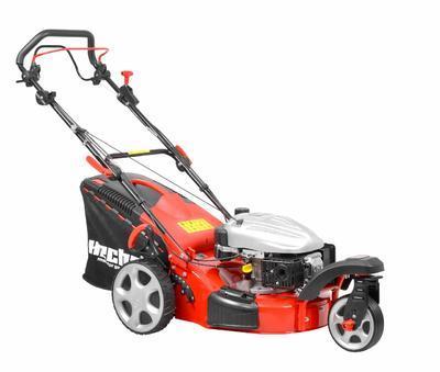 HECHT 5483 SWE 5in1 - tříkolová benzínová sekačka  - 1