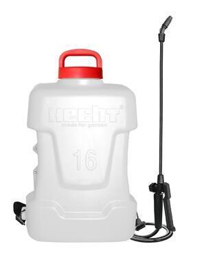 HECHT 416 ACCU - akumulátorový zádový postřikovač - 1