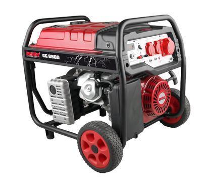 HECHT GG 6500 - jednofázový generátor elektřiny - 1
