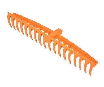Nylonové hrábě 18 zubů, šířka 580mm - 1