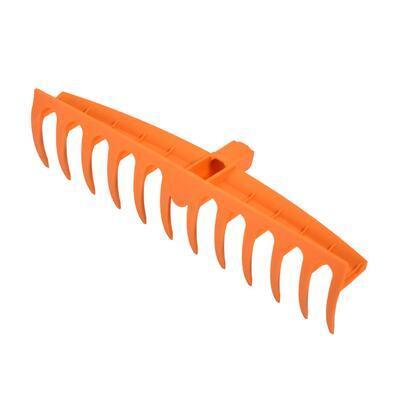 Nylonové hrábě 12 zubů, šířka 410mm - 1