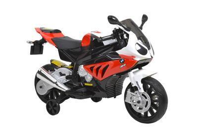 BMW S1000RR - Red - motorka - 1