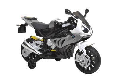 BMW S1000RR GREY akumulátorové vozítko - 1