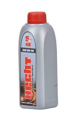 HECHT 5W-40 - olej pro čtyřtaktní motory (celoročn - 1