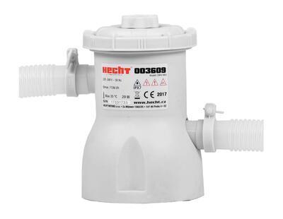 HECHT 003609 - kartušová filtrace - 1