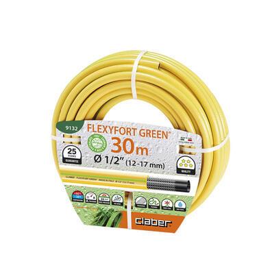"""Claber 9132 - zahradní hadice Flexyfort Green 1/2"""" - 1"""