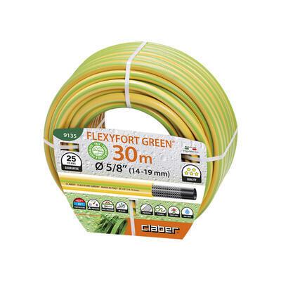 """Claber 9135 - zahradní hadice Flexyfort Green 5/8"""" - 1"""