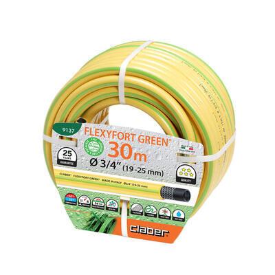 """Claber 9137 - zahradní hadice Flexyfort Green 3/4"""" - 1"""