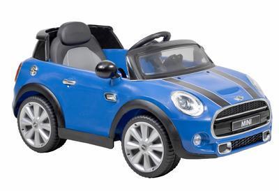 MINI HATCH BLUE - dětské autíčko - 1