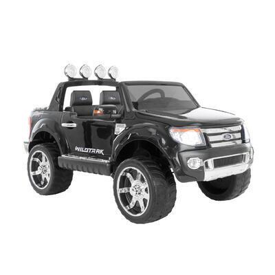 FORD RANGER BLACK - akumulátorové autíčko - vozítk - 1