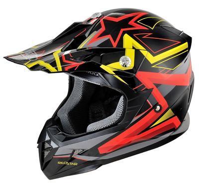 HECHT 55915 S - přilba pro čtyřkolku a motocykl - 1