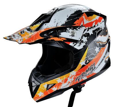 HECHT 53915 S - přilba pro čtyřkolku a motocykl - 1