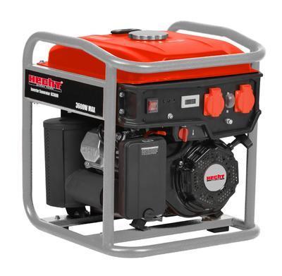 HECHT IG 3600 - jednofázový invertorový generátor - 1