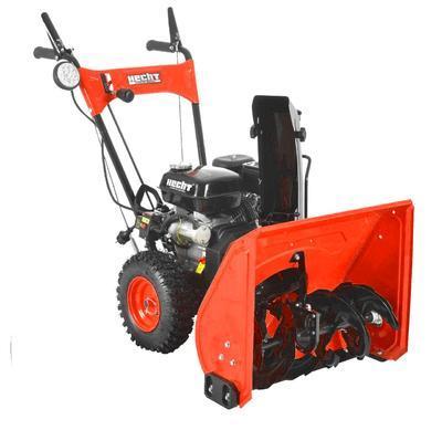 HECHT 9555 SE - benzínová fréza s pojezdem - 1