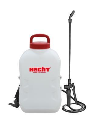 HECHT 410 ACCU - akumulátorový zádový postřikovač - 1