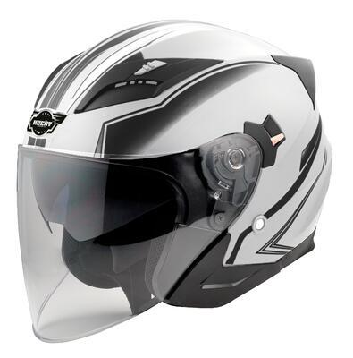 HECHT 51627 S - přilba pro skútr a motocykl - 1