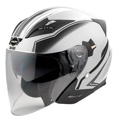 HECHT 51627 L - přilba pro skútr a motocykl - 1