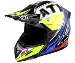 HECHT 52915 XL - přilba pro čtyřkolku a motocykl - 1