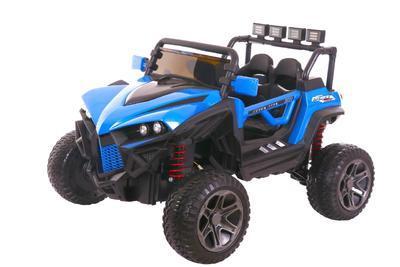 HECHT 59118 BLUE - akumulátorové autíčko - vozítko - 1