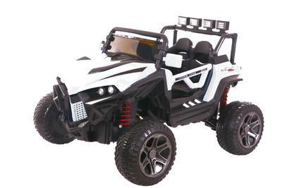HECHT 59118 WHITE - akumulátorové autíčko - vozítk - 1