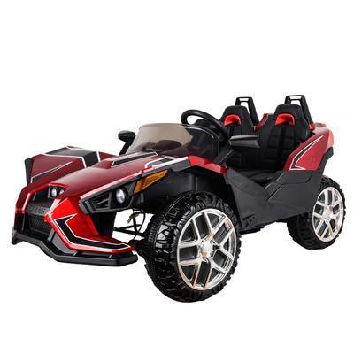 HECHT 58888 RED - akumulátorové autíčko - vozítko - 1