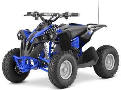 HECHT 51060 blue - akumulátorová čtyřkolka - 1