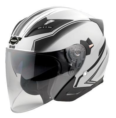 HECHT 51627XS - přilba pro skútr a motocykl - 1