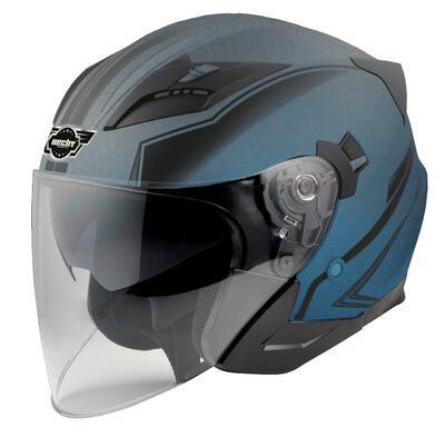 HECHT 52627 L - přilba pro skútr a motocykl - 1
