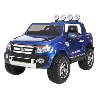 FORD RANGER BLUE - akumulátorové autíčko - vozítko - 1