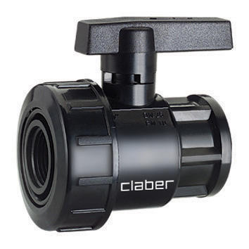 """Claber 90917 - 1"""" x 1"""" ruční ventil - 2"""