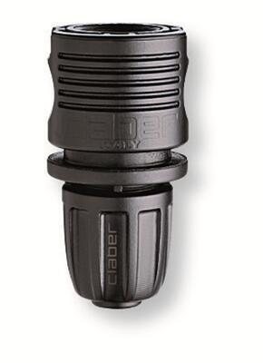 "Claber 91009 - automatická spojka 1/2"" pevné připo - 2"